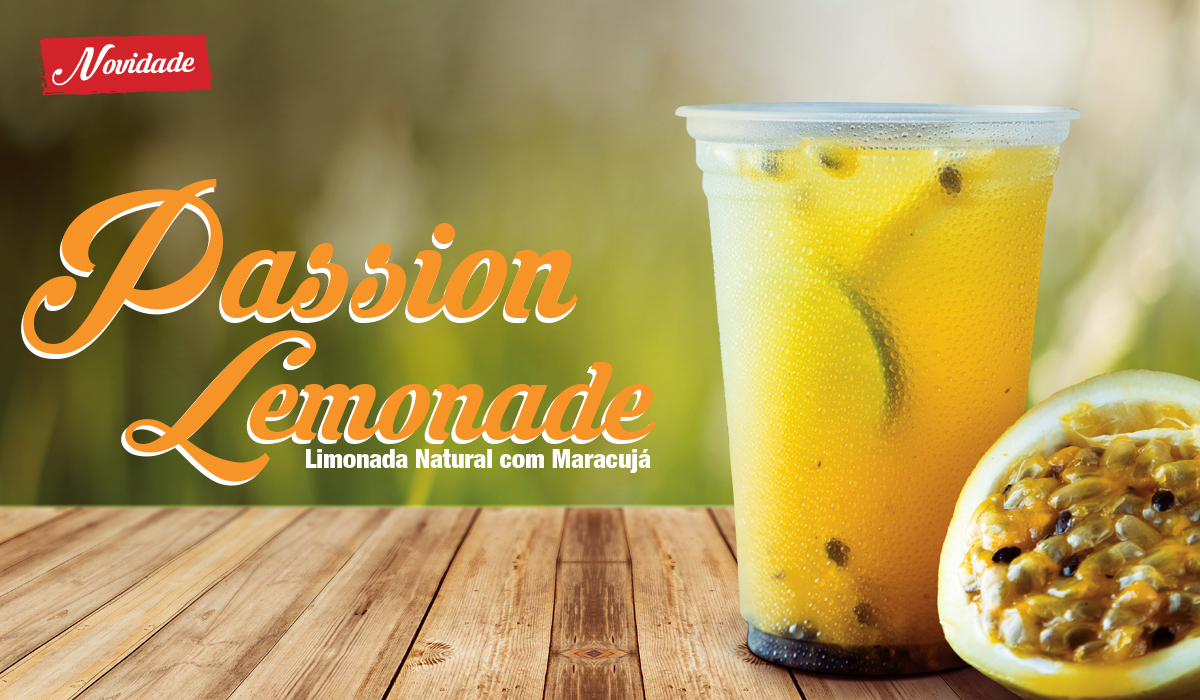 Passion Lemonade